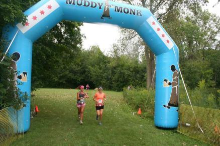 Nearly Sane Half Marathon