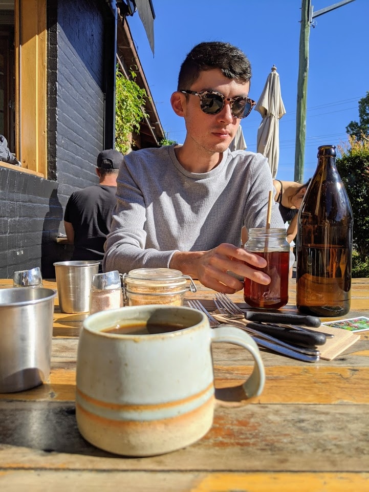 Coffee with Kyle